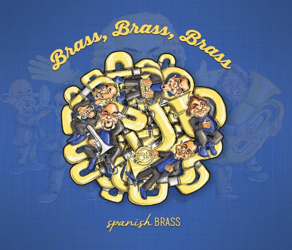 Brass Brass Bras carátula